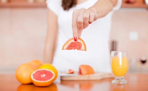 Грейпфрутовая диета: грейпфрут для похудения.