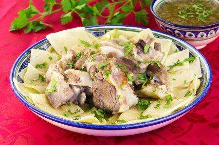 Як приготувати бешбармак: традиційний рецепт татарський