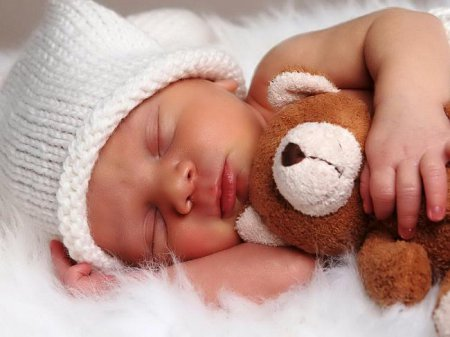 Развитие ребенка в 1 месяц. Что идет не так?