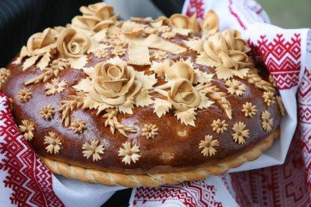Обычаи и обряды на свадьбе в Украине