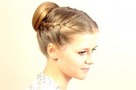 ТОП-5 красивих і легких зачісок в школу за 5 хвилин