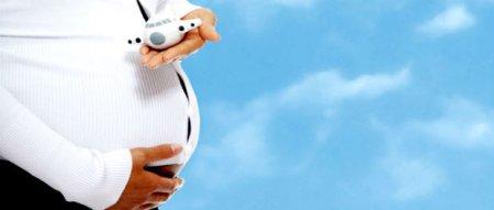 Полеты на самолете во время беременности