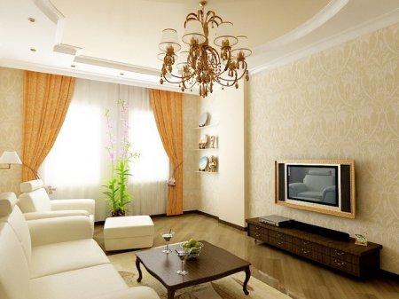 Идеи оформления интерьера зала в квартире