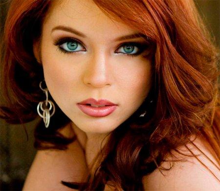 Безупречный макияж для зеленых глаз в домашних условиях
