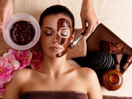 Шоколадная маска для тела в домашних условиях
