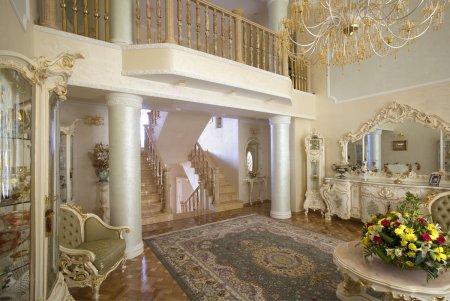 Интерьер жилого дома в стиле барокко от А до Я