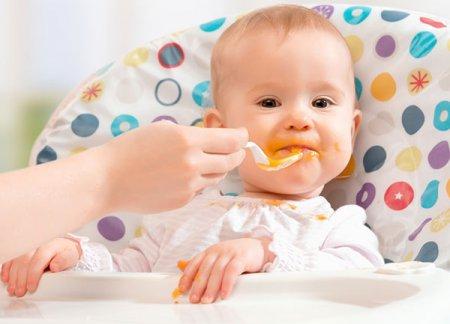 правильне харчування дитини