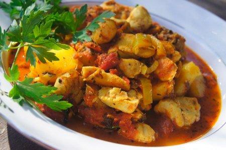 Як приготувати чахохбілі – традиційне грузинське блюдо