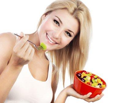 ежедневный рацион питания для похудения