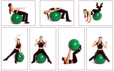 фитнес-упражнения для похудения