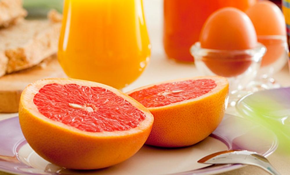 Диета яйца и грейпфрут: как похудеть на 7 килограмм.