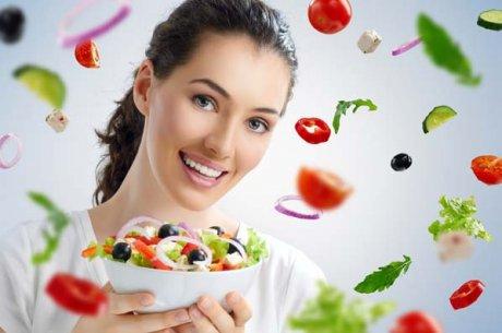 здоровое питание мира