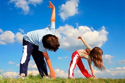 физическое воспитание формирование здорового образа жизни