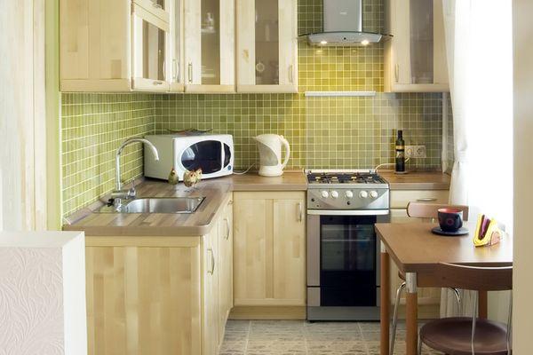 фото кухни дизайн маленькие