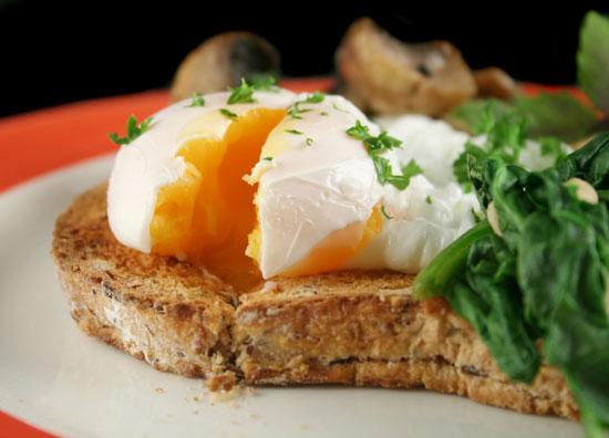 Рецепты из яиц простые