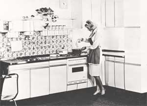 интерьер кухни дизайнерские решения