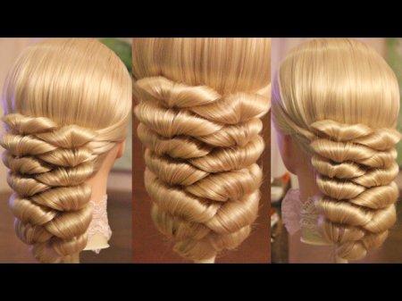 Как заплетать волосы на резинку, чтобы быть модной