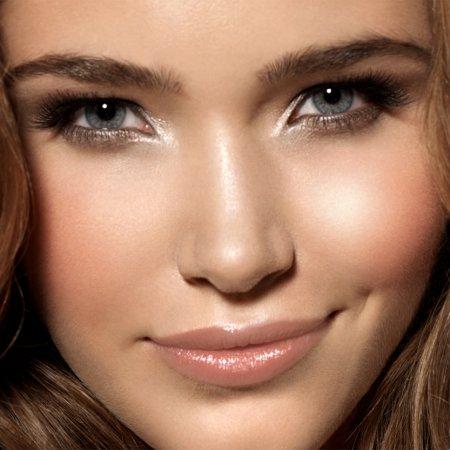 Тени для естественного макияжа