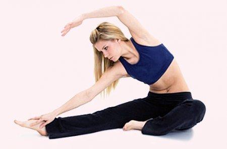 Фитнес упражнения для похудения дома