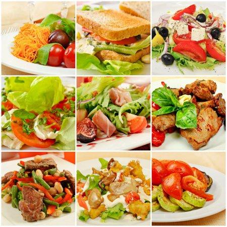 Составьте для себя меню на один день завтрак обед полдник ужин