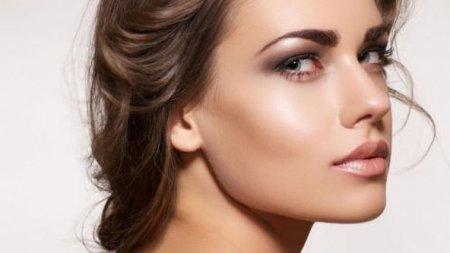 Как сделать макияж шатенки