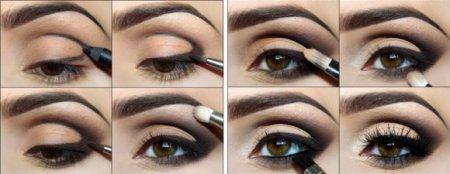 Как правильно сделать макияж пошагово фото 307