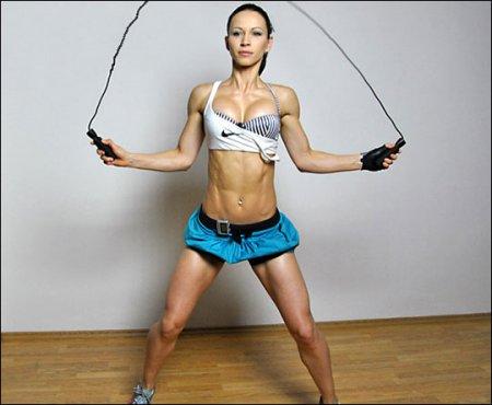 как убрать живот упражнениями быстро