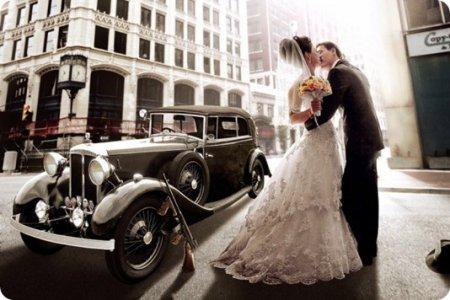 Весілля в стилі ретро: як організувати?