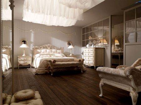 Інтер'єр квартири в італійському стилі