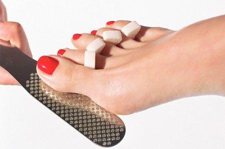 Домашній педикюр: технологія виконання