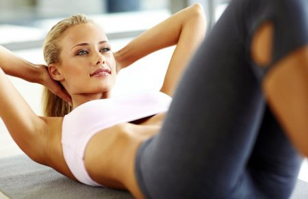 ТОП самых эффективных фитнес упражнений для похудения живота и боков