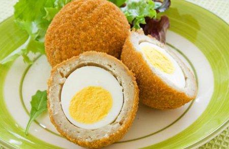 Простые и весьма оригинальные блюда из яйца (рецепты с фото)