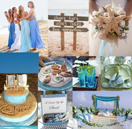 Як організувати весілля в морському стилі: 6 простих кроків