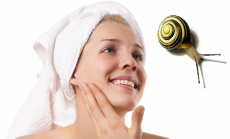Чистка обличчя равликами: здорова і красива шкіра за 15 хвилин