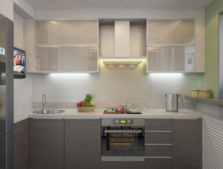 Дизайн інтер'єру кухні 6 кв м – комфорт понад усе