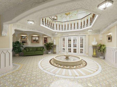 Интерьер холла в квартире: функционал и красота
