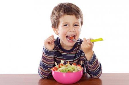 родителям о правильном питании