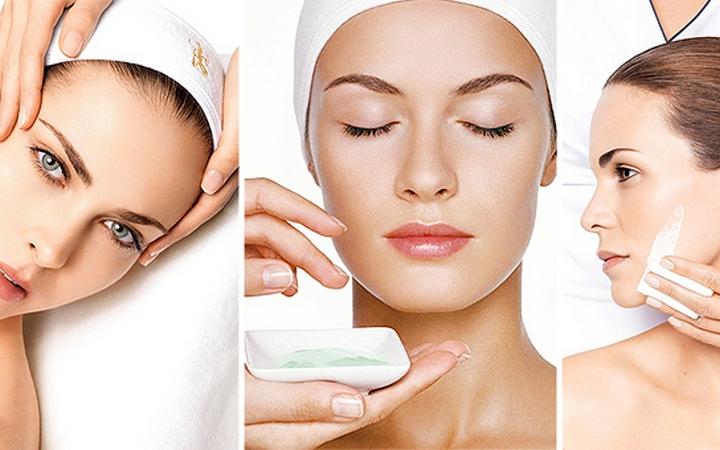 Гигиеническая чистка лица, пластический массаж лица от 20 руб.