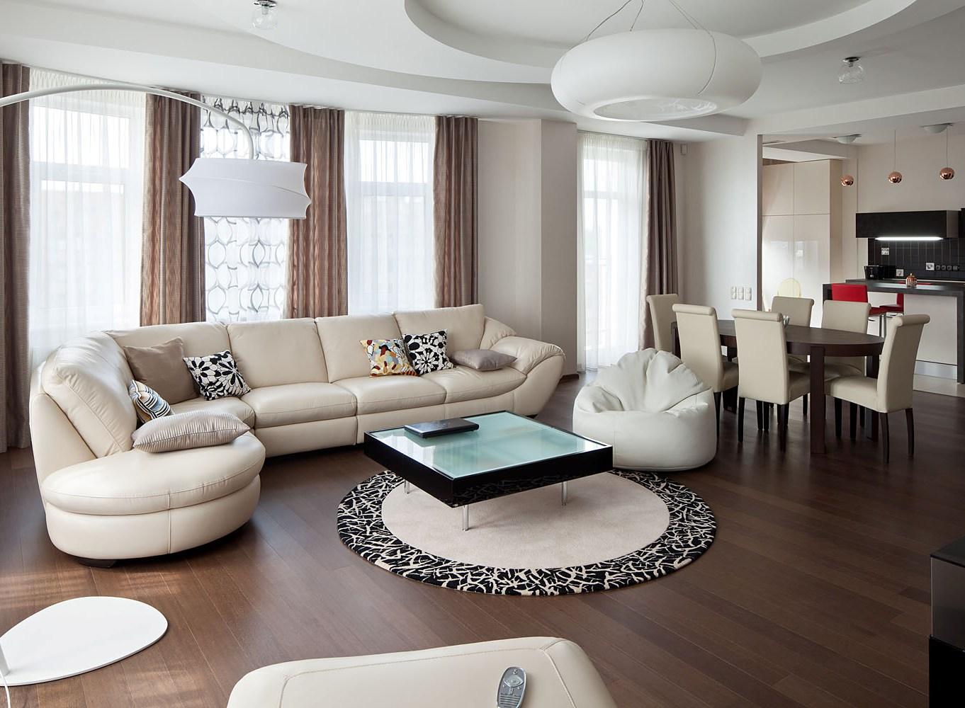 Інтер'єр квартири для великої родини