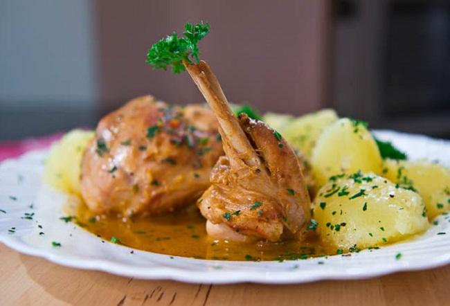 Что вкусное приготовить из кролика