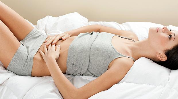 Во время секса беременной девушки больно