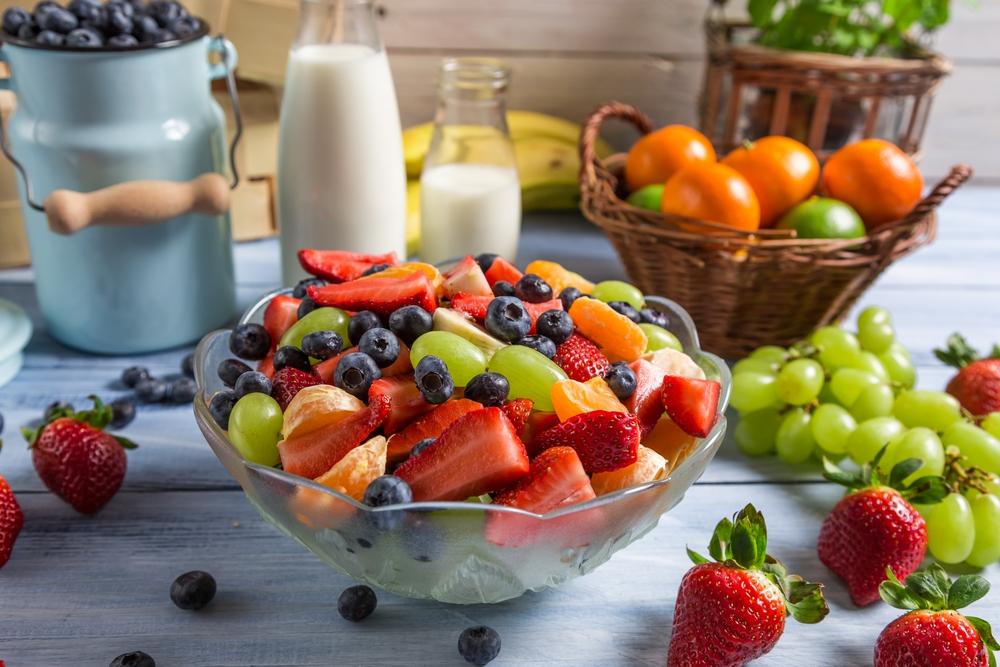 здоровое питание как составляющая здоровый образ жизни