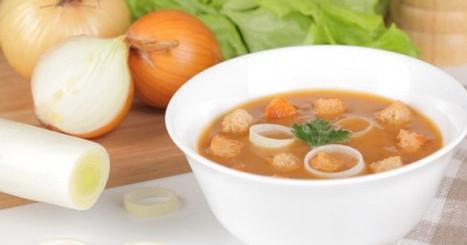 Луковый суп для похудения: как луковая диета помогает сбросить вес.