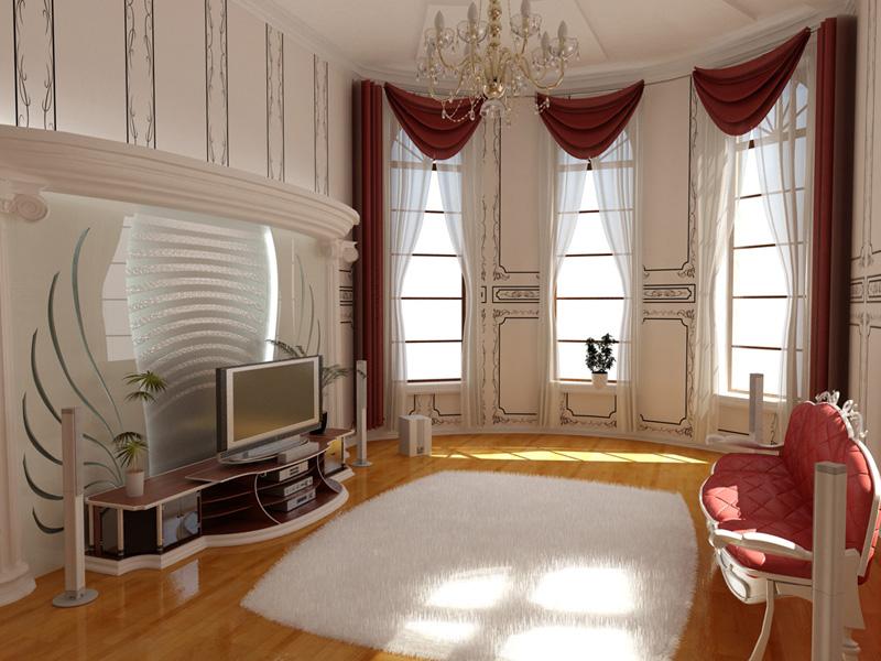 Интерьер 2 комнатной