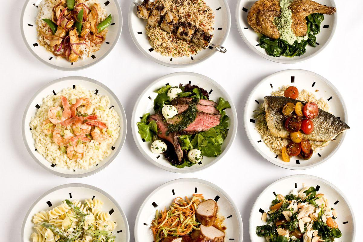 правильное пятиразовое питание меню на каждый день