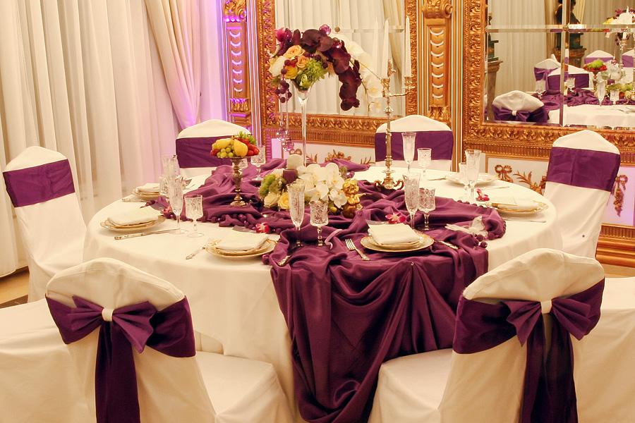 Декор свадьбы как выбрать