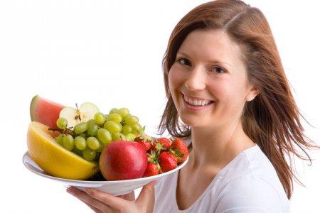 Правильное питание летом: меню