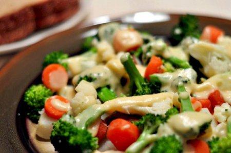 ТОП-3 рецепта на скорую руку: как приготовить замороженные овощи