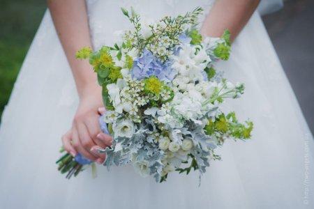 Весільні квіти: який букет краще для нареченої