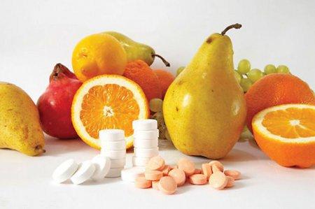 Самые лучшие витамины для нашего организма
